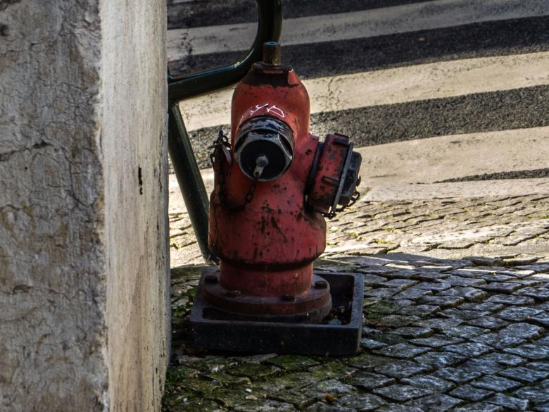 Free Stock Photo of Old water hydrant  Created by Janis Urtans