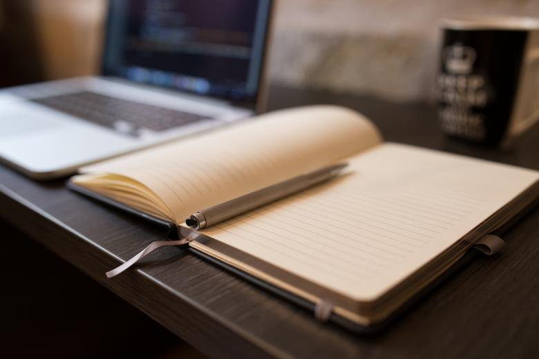 Free Stock Photo of Diary Created by Negativespace