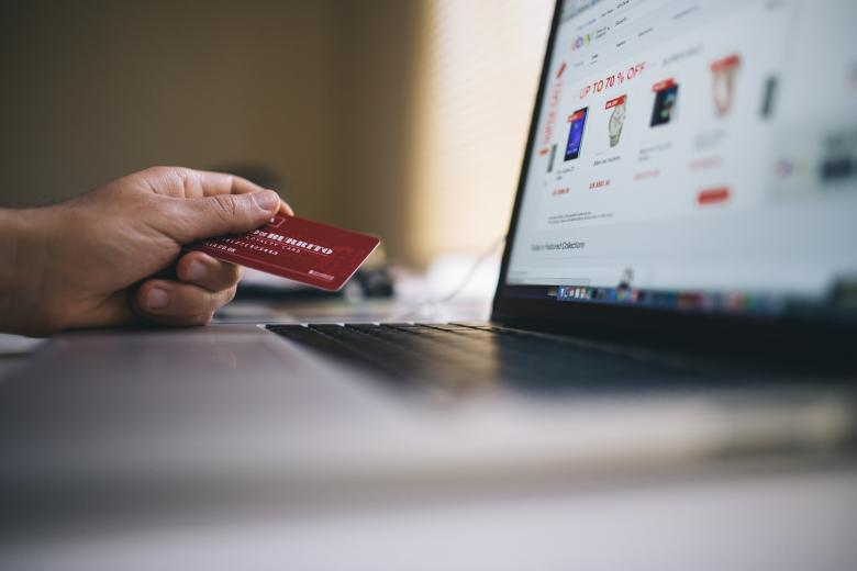 Free Stock Photo of Paying Online Created by Negativespace