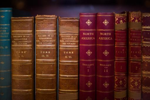 Old Books - Free Stock Photo