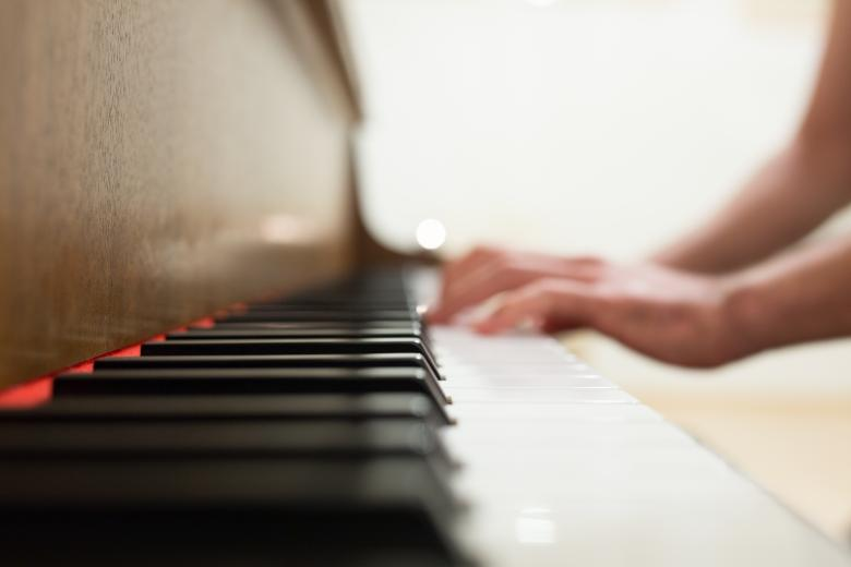 Free Stock Photo of Piano Created by Negativespace