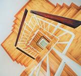 Free Photo - Wooden Stairs