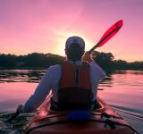 Free Photo - Canoer