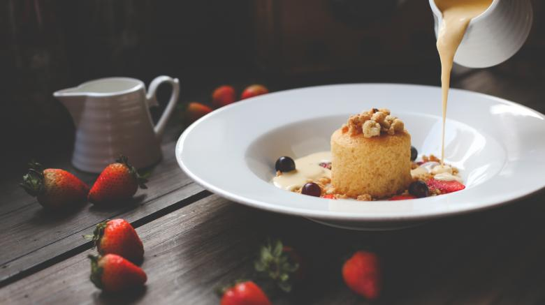 Free Stock Photo of Sweet Dish Created by Unsplash