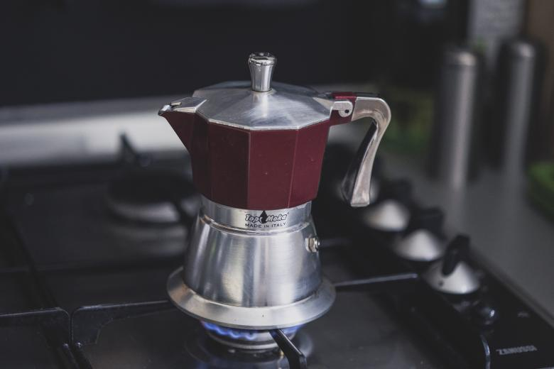 Free Stock Photo of Cooking Coffee