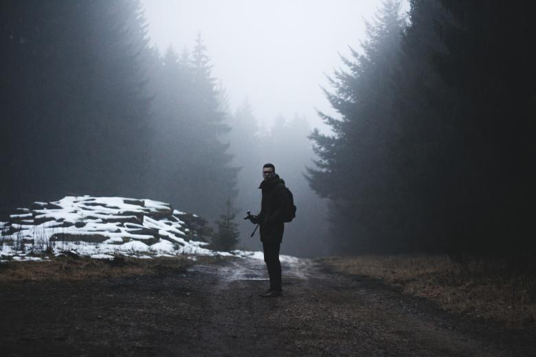 Free Stock Photo of Professional in the wild Created by Unsplash
