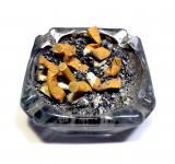 Free Photo - Ashtray with cigarettes