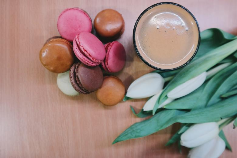 Free Stock Photo of Macaroons Created by StockSnap