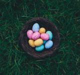Free Photo - Basket Full Of Eggs