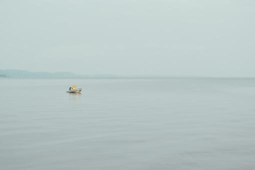 Lonely Boat - Free Stock Photo