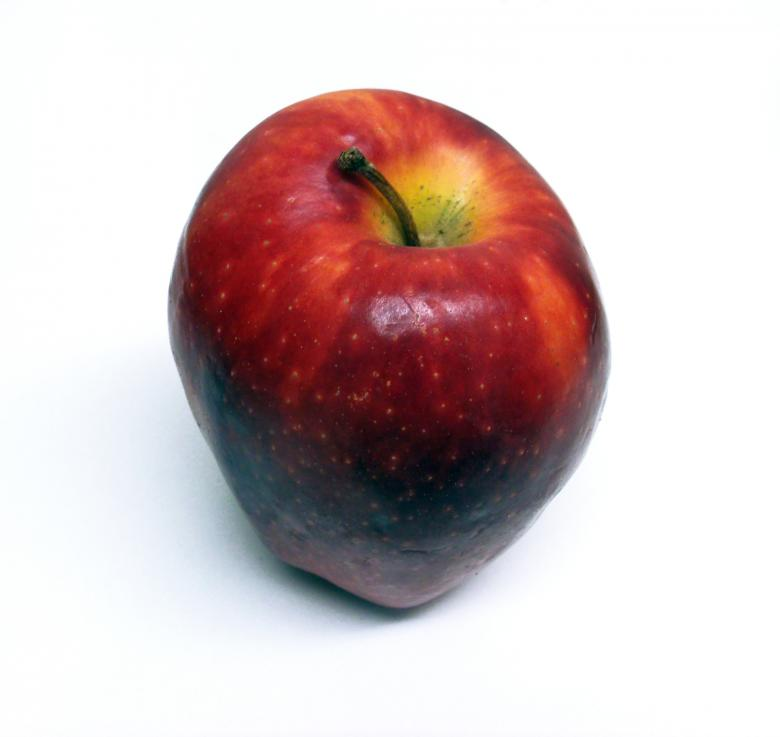 Free Stock Photo of Red Apple Created by David M