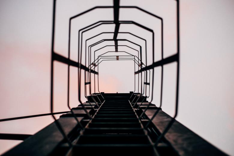 Free Stock Photo of Ladder Created by Unsplash
