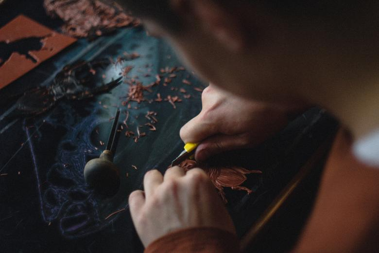 Free Stock Photo of Crafting