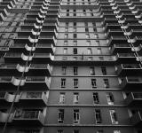 Free Photo - Highrise with balconies
