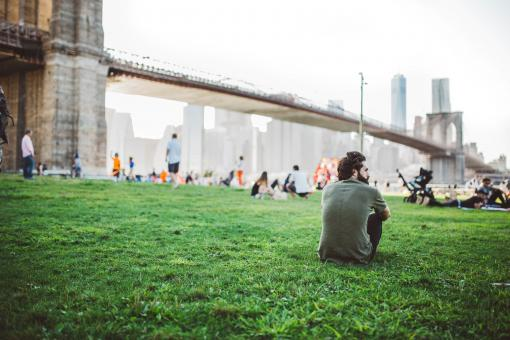 Under the Bridge - Free Stock Photo