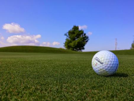 Golf Course - Free Stock Photo