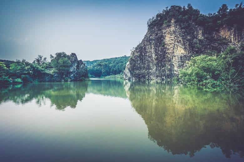Free Stock Photo of River Created by StockSnap