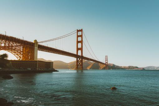 Golden Gate - Free Stock Photo