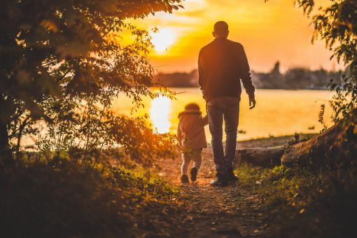 Father and child - Free Stock Photo