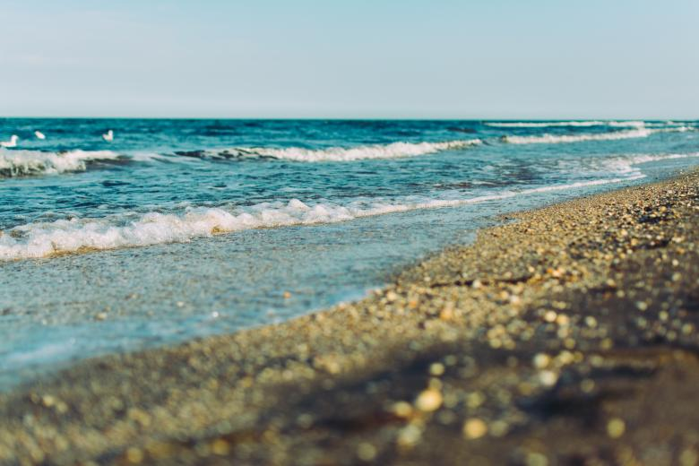 Free Stock Photo of Sea  Created by StockSnap
