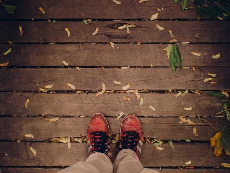 Red Shoes - Free Stock Photo
