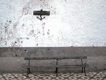 Old Bench - Free Stock Photo