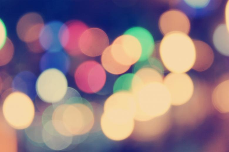 Free Stock Photo of Bokeh Effect Created by Unsplash