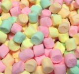 Free Photo - Colorful mini marshmallow texture