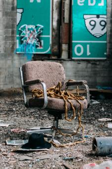 Old Chair - Free Stock Photo