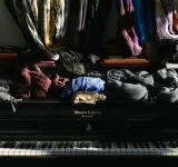 Free Photo - Piano at home