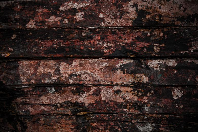 Grunge Painted Wood - Free Grunge Backgrounds