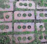 Free Photo - Bricks in the ground