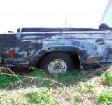 Free Photo - Rusted detached truck bed