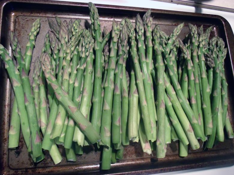 Free Stock Photo of Asparagus Created by David M