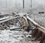 Free Photo - Winter Rails