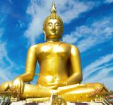 Free Photo - Golden Buddha Statue