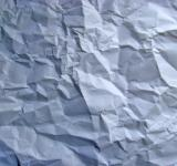Free Photo - Wrinkled paper texture
