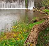 Free Photo - Waterside Mill Falls