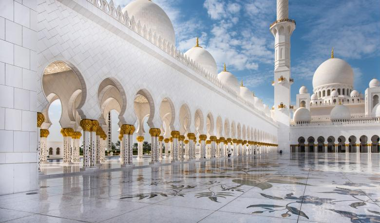 Beauty of Mosque - Free Religion Stock Photos