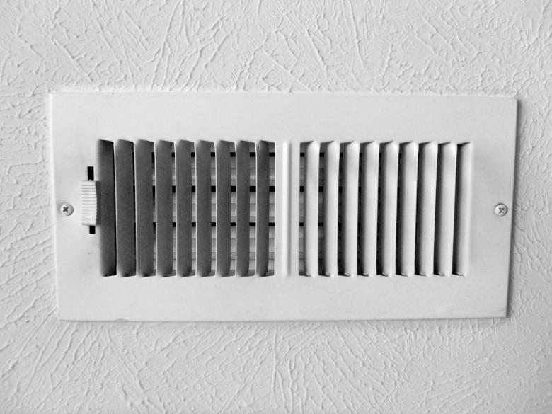 Free Stock Photo of Ceiling air vent Created by David M