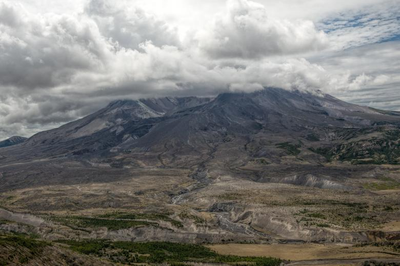 Free Stock Photo of Mt st Helens Created by Geoffrey Whiteway