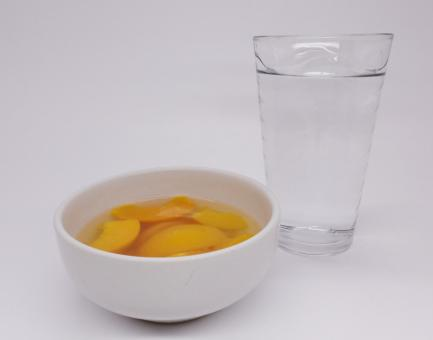 Water and fruit - Free Stock Photo