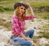 Free Photo - Cowgirl