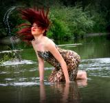 Free Photo - Girl In Water