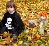 Free Photo - Kid in Halloween costume