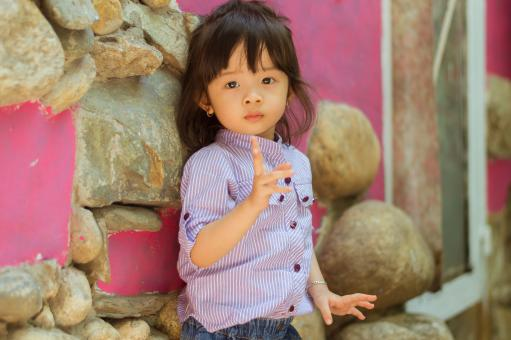 Korea baby - Free Stock Photo
