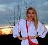 Free Photo - Blonde in the Sunset