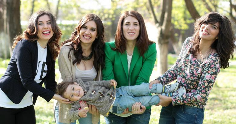Family Photography - Happy Family By Pixabay