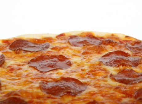 Pepperoni Pizza - Free Stock Photo