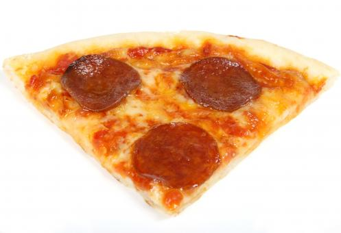 Pizza Slice - Free Stock Photo